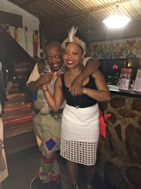 Carnivore Restaurant Johannesburg