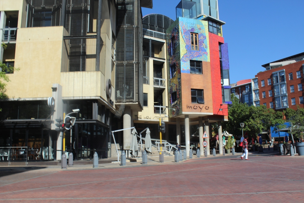 Melrose Arch Johannesburg South Africa